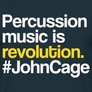 Motiv ~ John Cage Shirt (Herren)