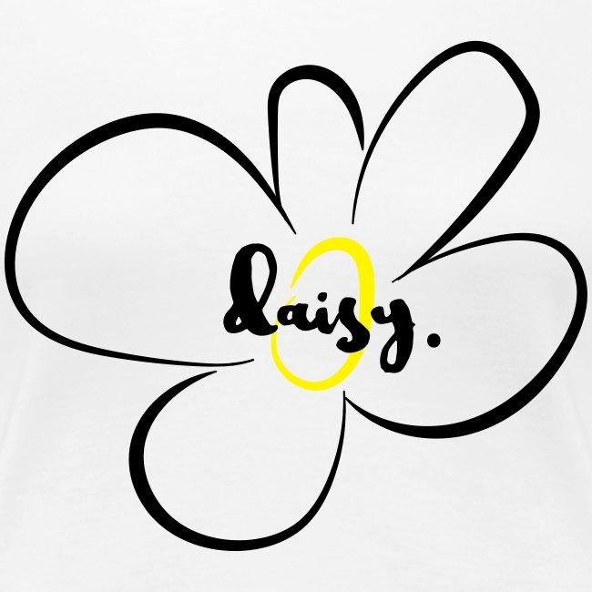 "Damen Premium T-Shirt ""Daisy"""