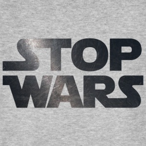 STOP WARS	 T-Shirts - Men's Organic T-shirt