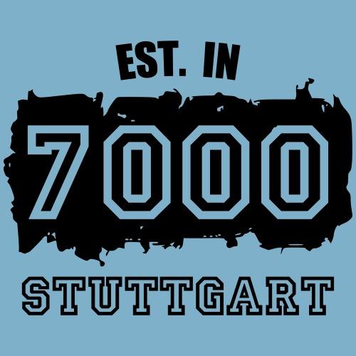 Established 7000 Stuttgart