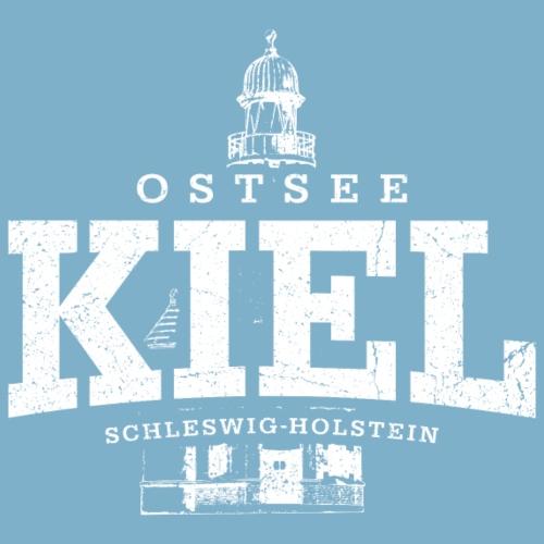 Kiel Ostsee (weiss oldstyle)
