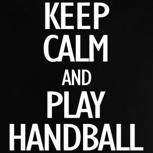 keep calm and play handball Baby Shirts  - Baby T-Shirt