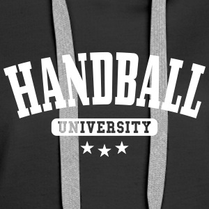 handball university Gensere - Premium hettegenser for kvinner