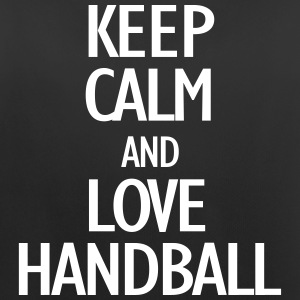 keep calm and love handball Sports wear - Women's Breathable Tank Top
