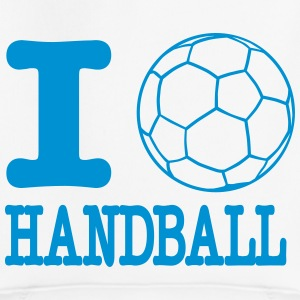 i love handball ball Pullover & Hoodies - Kinder Premium Hoodie