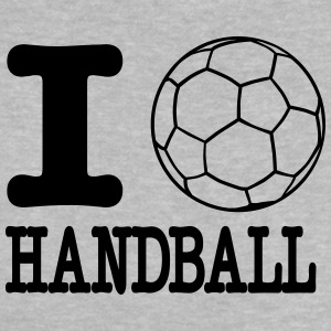 i love handball ball Baby Shirts  - Baby T-Shirt