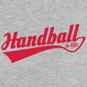handball is life 5 T-Shirts - Women's Organic T-shirt