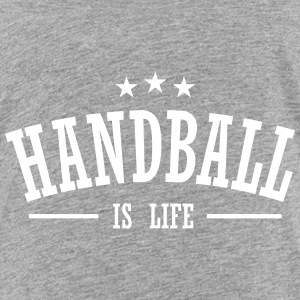 handball is life 3 Shirts - Kinderen Premium T-shirt