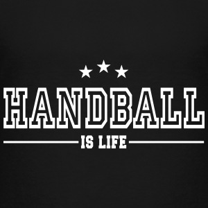 handball is life 2 Shirts - Kinderen Premium T-shirt