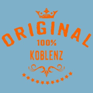 Städte Motiv Koblenz RAHMENLOS City Geschenk