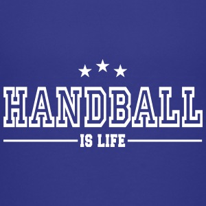 handball is life 2 Shirts - Teenage Premium T-Shirt