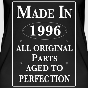 made in 1996 II birthday Tops - Frauen Bio Tank Top