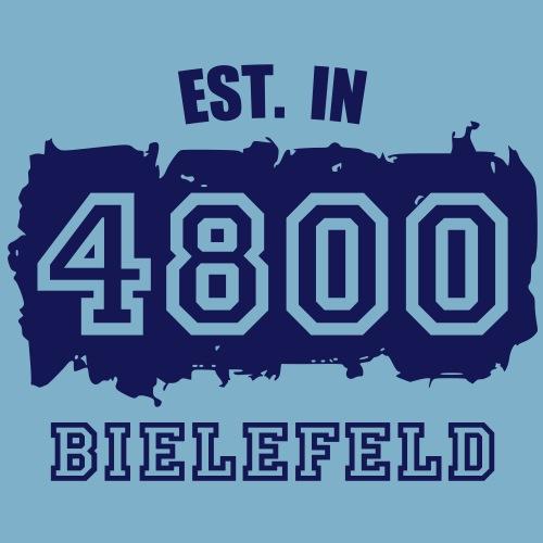 Bielefeld - Alte PLZ 4800