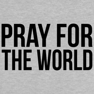 PRAY FOR THE WORLD (PRAY FOR THE WORLD) Baby Shirts  - Baby T-Shirt