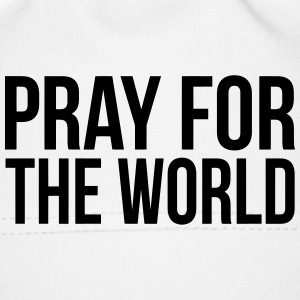 PRAY FOR THE WORLD (PRAY FOR THE WORLD) Baby Cap - Baby Cap