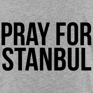 BETE FÜR STANBUL (PRAY FOR STANBUL) T-Shirts - Teenager Premium T-Shirt