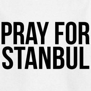PRAY FOR ISTANBUL (PRAY FOR ISTANBUL) Shirts - Teenage T-shirt