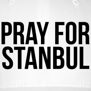 PRAY FOR ISTANBUL (PRAY FOR ISTANBUL) Caps & Hats - Flexfit Baseball Cap