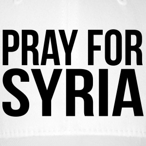 PRAY FOR SYRIA Caps & Hats - Flexfit Baseball Cap