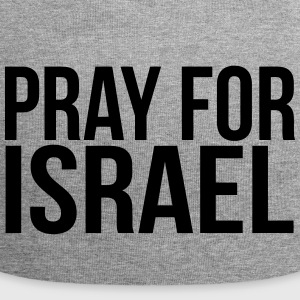PRAY FOR ISRAEL Caps & Hats - Jersey Beanie