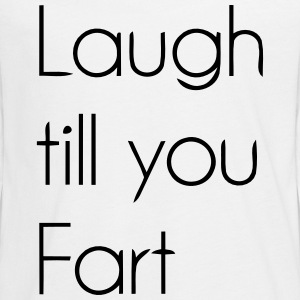 Laugh Long Sleeve Shirts - Teenagers' Premium Longsleeve Shirt