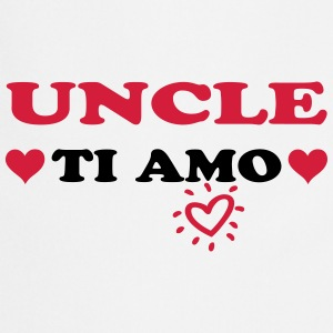 Uncle ti amo  Aprons - Cooking Apron