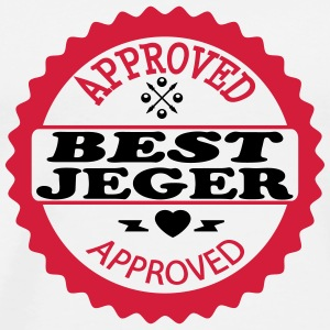 Approved best jeger T-shirts - Mannen Premium T-shirt