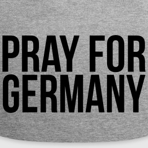 Pray for Germany Caps & Hats - Jersey Beanie