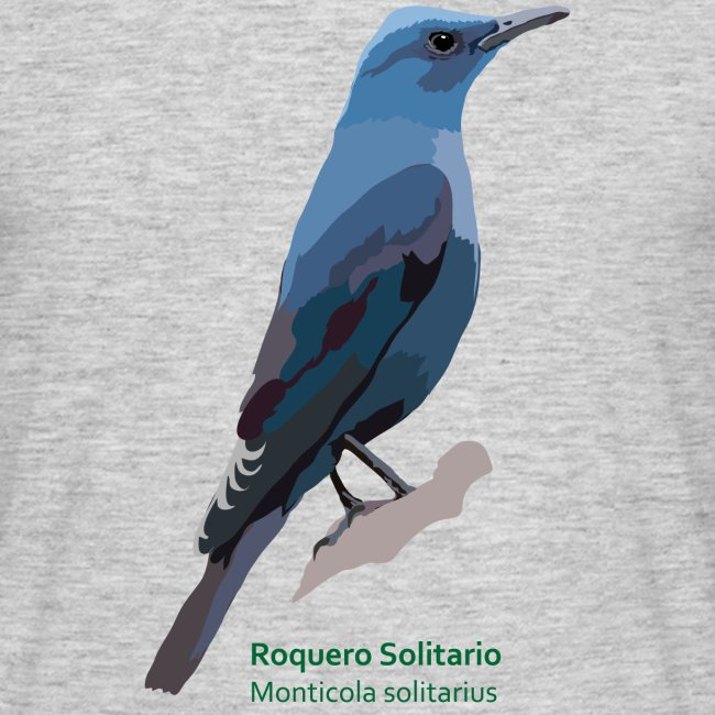 Roquero Solitario-bird-shirt