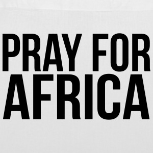 PRAY FOR AFRICA Bags & Backpacks - Tote Bag