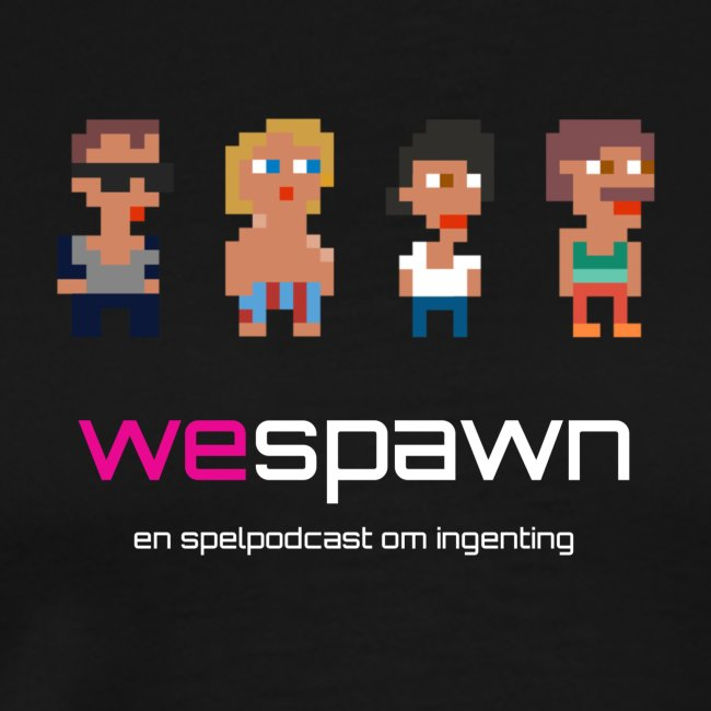 WeSpawn - en podcast om ingenting