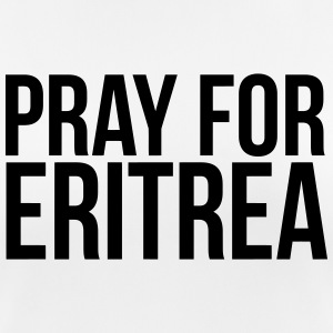 PRAY FOR ERITREA T-Shirts - Women's Breathable T-Shirt