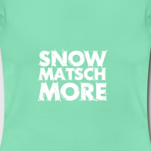 Snow Matsch More weiß T-Shirts - Frauen T-Shirt