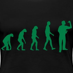 evolution darts Tee shirts - T-shirt Premium Femme