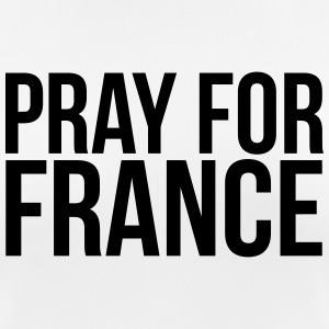 PRAY FOR FRANCE  T-Shirts - Women's Breathable T-Shirt