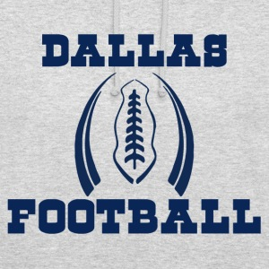 Dallas Football Hoodie - Unisex Hoodie