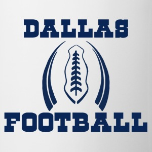 Dallas Football Tasse - Tasse