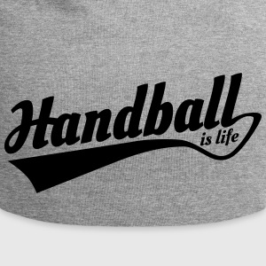 handball is life 5 Caps & Mützen - Jersey-Beanie