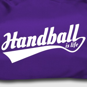 handball is life 5 Bags & Backpacks - Duffel Bag