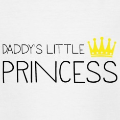 Fars lille prinsesse T-shirts