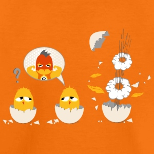 chick as a superhero Shirts - Kids' Premium T-Shirt