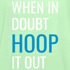 Hoop It Out! {Lime Green}