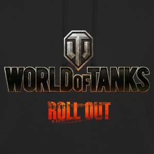 World of Tanks Men Hoodie - Bluza z kapturem typu unisex