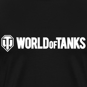 World of Tanks Men T-Shirt - Premium T-skjorte for menn