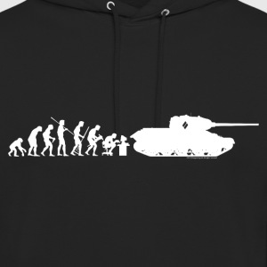 World of Tanks Darwin Men Hoodie - Bluza z kapturem typu unisex
