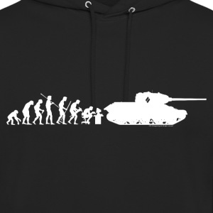 World of Tanks Darwin Men Hoodie - Unisex-hettegenser