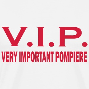 Very important pompiere Tee shirts - T-shirt Premium Homme