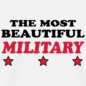 The most beautiful military T-Shirts - Men's Premium T-Shirt