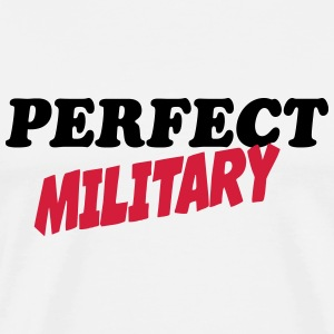 Perfect military T-shirts - Herre premium T-shirt