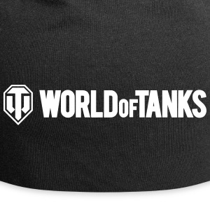 World of Tanks Beanie - Czapka krasnal z dżerseju